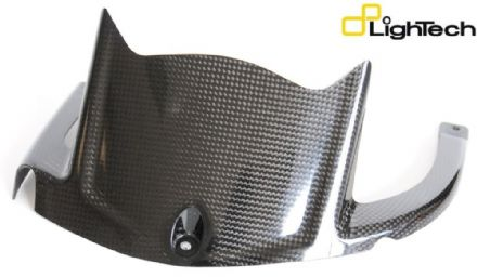 Lightech Carbon Fibre Rear Mudguard Kawasaki ZX10R 2011>